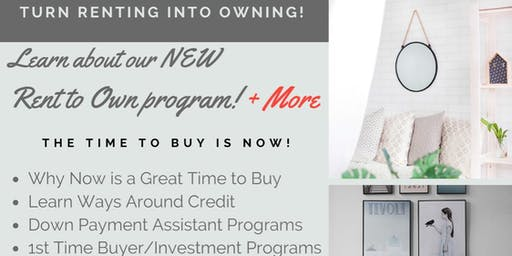 New Rent to Own Program