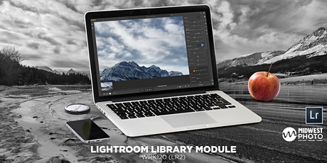 Lightroom Library Module-WRK120 (LR2)  tickets