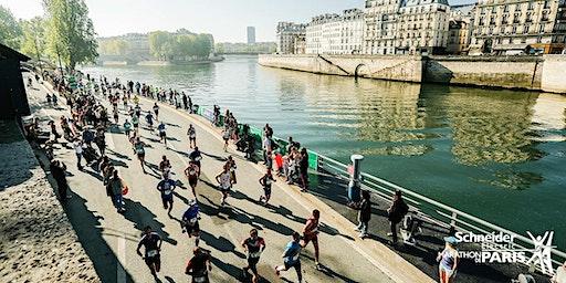 Maratona de Paris 2020 - Inscrições