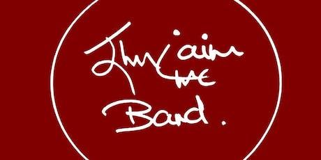The John McIain Band tickets