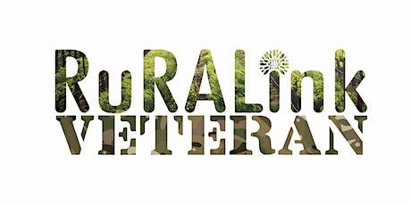 Rural Career Insight Day (Veterans) tickets