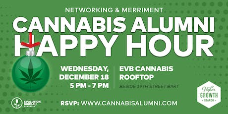 Cannabis Alumni Happy Hour tickets