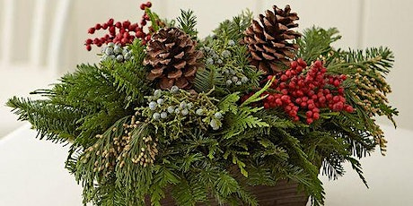 Make & Take LIVE Holiday Centerpiece tickets