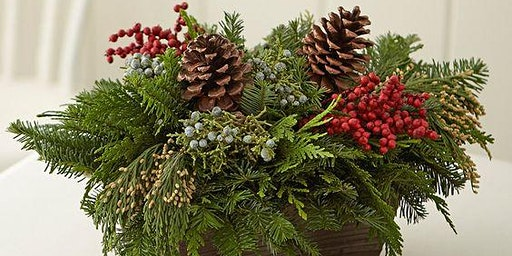 Make & Take LIVE Holiday Centerpiece