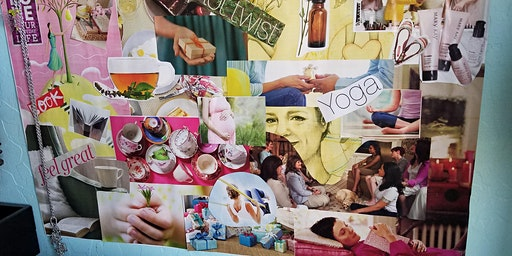 Vision Board Workshop in Chandler with Tabitha Dumas