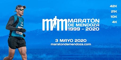 MARATONA DE MENDOZA 2020 - INSCRIÇÕES