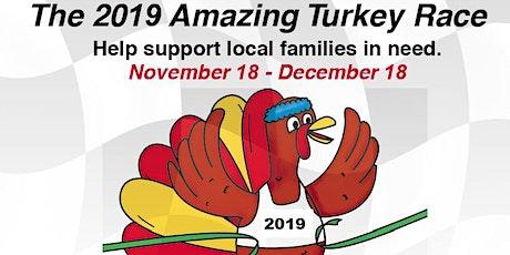 The Amazing Turkey Race tickets