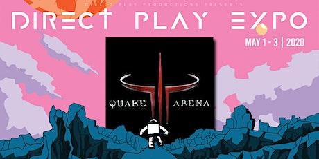 Quake 3 Tournament @ Direct-Play Expo 2020 tickets