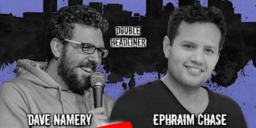 The Comics Showcase w/ Dave Namery & Ephraim Chase