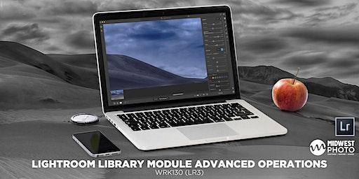 Lightroom Library Module Advanced Operations-WRK122 (LR3)