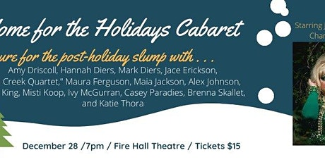Home for the Holidays Cabaret tickets