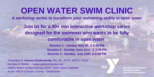 Open Water Swim Clinic I