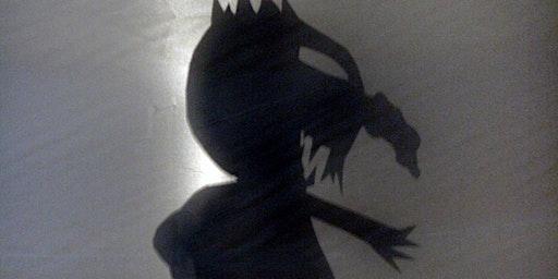 Initiation au théâtre d'ombre : L'ombre du monstre