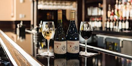 Wintertime Wine Pairing Dinner Plano tickets