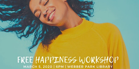 Free Happiness Workshop tickets