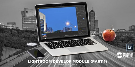 Lightroom Develop Module (Part 1)-WRK130 (LR04)  tickets