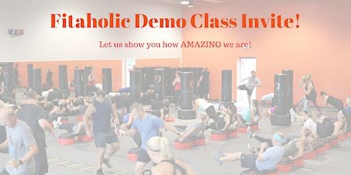 Fitaholic Fitness - Woodbury Demo Classes
