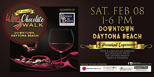 Wine & Chocolate Walk (9th Annual) - A Wine & Chocolate Tasting