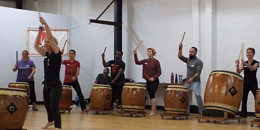 Japanese Taiko Drumming Workshop - Gentle Version