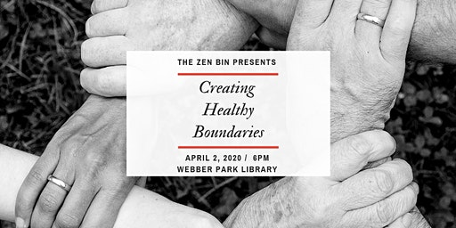 Free Healthy Boundaries Workshop