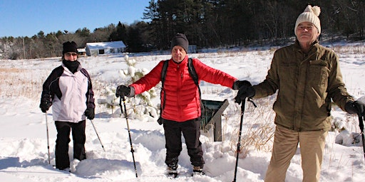 Hike or Snowshoe with Malcolm