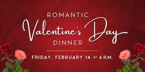 Romantic Valentine's Day Dinner