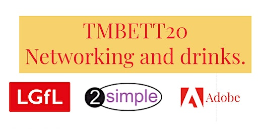 TMBett20 Drinks and Networking