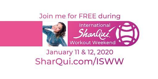 International SharQui Workout Weekend with Aaliyah Jenny
