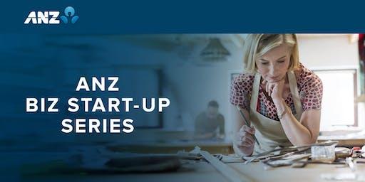 ANZ Biz Start-up Series Seminar, Christchurch