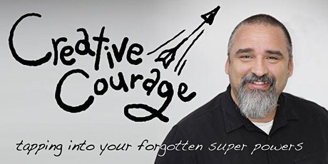 Creative Courage with Alex Raffi 2020 tickets
