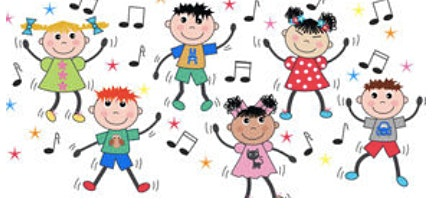 Saturday, February 15,  Preschool Music, Movement and Art Program