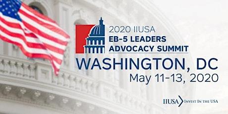 IIUSA EB-5 Leaders Advocacy Summit tickets