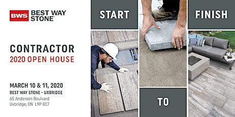 Best Way Stone  -  2020 Contractor Open House tickets