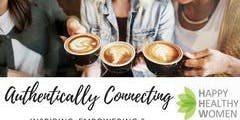 Authentically Connecting & Networking - Pickering