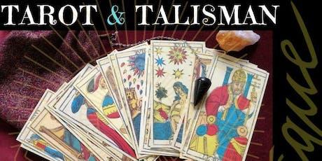 Tarot & Talisman tickets
