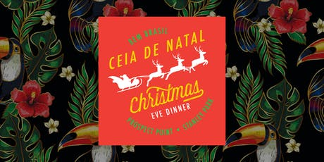 Ceia de Natal Brasileira -  Xmas Eve Dinner - Prospect Point - Stanley Park tickets
