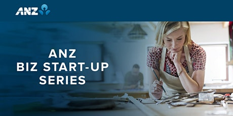 ANZ Biz Start-up Series Seminar, Wellington tickets
