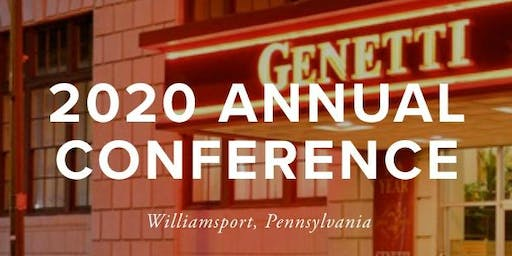 2020 NEACJS Conference Registration and Membership Dues