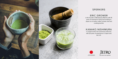 Traditional and Modern Way of Matcha tickets