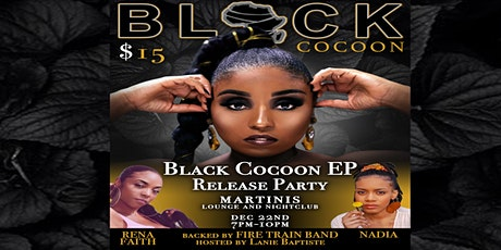 TIA'S BLACK COCOON EP RELEASE PARTY tickets