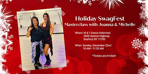 Holiday SwagFest w/ Joanna & Michelle