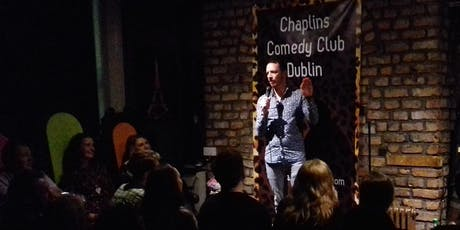 Chaplins Comedy Club: award winning, all seated comedy club every Saturday tickets
