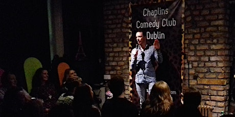 Chaplins Comedy Club: award winning, all seated comedy club every Saturday tickets
