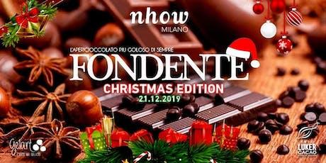 FONDENTE DI NATALE -Nhow Hotel Milano biglietti