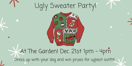 Ugly Sweater Party at The Garden tickets