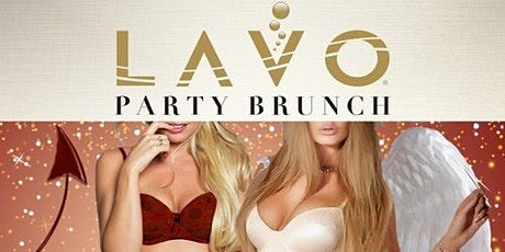 LAVO PARTY BRUNCH - EVERY SATURDAY! tickets