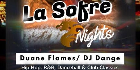 London Kings Rum presents, La Sofre Knights tickets