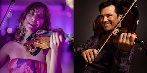 Dina Nesterenko and Mark Landson