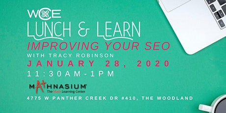 Women's Council of Entrepreneurs Lunch and Learn on Improving your SEO tickets