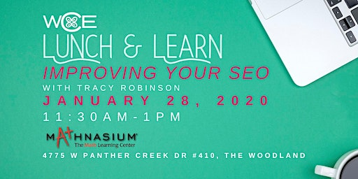 Women's Council of Entrepreneurs Lunch and Learn on Improving your SEO
